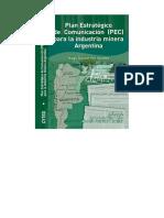 Plan Estrategico Comunicacion Industria Minera Argentina Fernandez