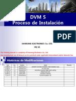 DVM S Proceso de Instalación