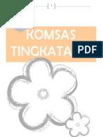 KOMSAS TINGKATAN 5