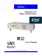ESP301 - User's Manual
