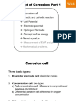 Week 4_Basic Concept of Corrosion- Part 1