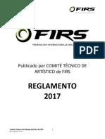 FIRS Reglamento Artistico 2017