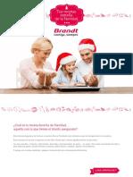 Recetas Navidad Brandt