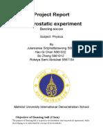 physicselectrostaticexperiment