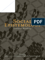 Goldman A & Whitcomb D eds Social Epistemology Essential Readings 2011.pdf