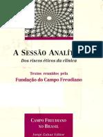 A Sessão Analítica - Fundação Do Campo Freudiano