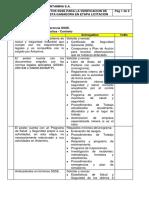 APNDICE 14 - FR 042 Requisitos SSSE Etapa Licitacin
