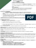 Competencias - Enfoque Pedagogico 2017