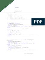 Batch Classification Document