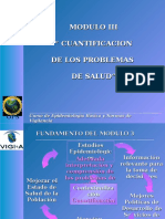 Modulo 3 epidemiologia