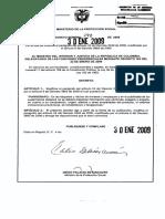 decreto-272-de-2009