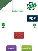 JENIS LIMBAH