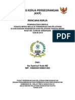 Cover KKP Diklat Pim IV Angkatan XV