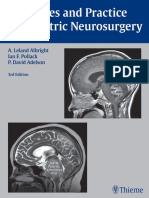 Principles and Practice of Pediatric Neurosurgery, 3E (2014)
