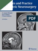 Principles and Practice of Pediatric Neurosurgery, 3E (2014)