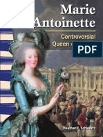 Marie Antoinette by Heather Schwartz