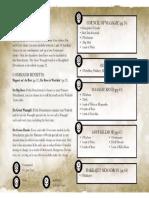 Ork Formations Compendium