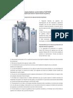 Encapsuladora automática NJP400