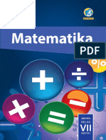 Buku pegangan siswa matematika kelas 7 sem 2 (k-13)