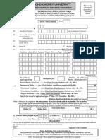 Exam Application June17