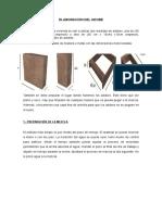 Elaboración Del Adobe