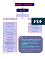 Cardiac Arrest Flow Chart (Rev)