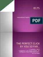 Ielts Overview Presentation