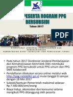Sosialisasi seleksi PPG bersubsidi 2017.pdf.pdf
