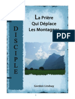 FRENCH-Prayer That Moves Mountains