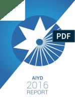 AIYD -2016 Report