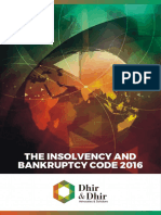 Bankruptcy and Insolvecy Code