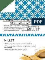 Presentasi Legum - Millet