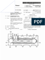 Method for producing polyimide film (US patent 6264866)