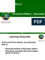 08-1 Structural Pattern - Decorator.pdf