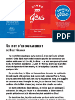 Vivre en Jesus