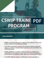 CSWP Training Program in NDT Institutes in Hyderabad | Vizag | Vijaywada