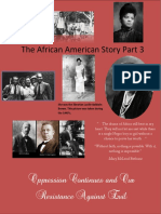 The African American Story Part 3