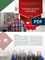 Especialización de Operaciones Mineras