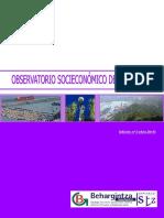 SANTURTZI Observatorio Socioeconomico 2014