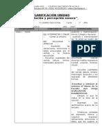 1° básico_planificación unidad 1 CON FECHA