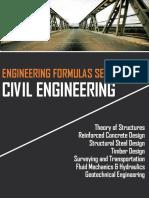 Ce Engg Formulas Series