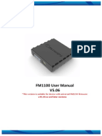 FM1100 User Manual v5.06