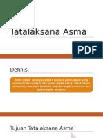 Tugas Tatalaksana Asma.pptx