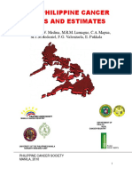 2010 Philippine Cancer Facts Estimates