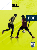 Fa Futsal Getting Started Guidance Resource