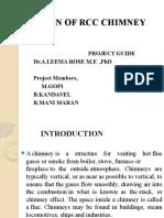 Design Chimney Ppt