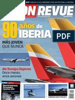 AVION REVUE  ESPAÑA JUNIO 2017