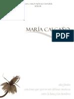 Obra completa de la poetisa venezolana María Calcaño