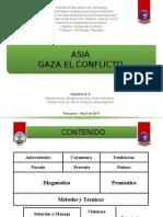 Presentación Conflicto en Gaza