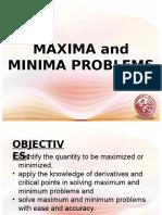 L20 Maxima Minima Problem